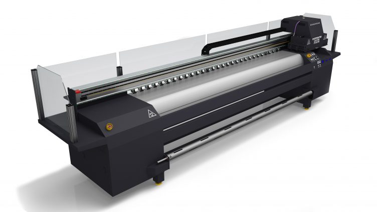 BIGPRINTER BIGJET UV RTR iS3300M